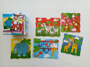 My First Puzzle - Animals