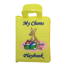 My Chores Playbook Activity Cloth Book