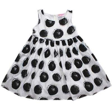 Girls Spot Dress