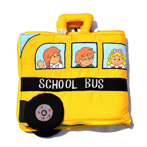 My ABC School Bus Playbook