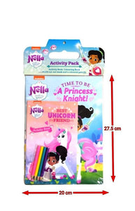 Nella the Princess Knight Activity Pack