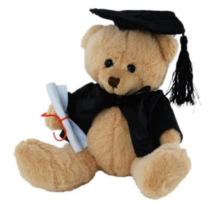 Graduation Teddy Bear - 14cm