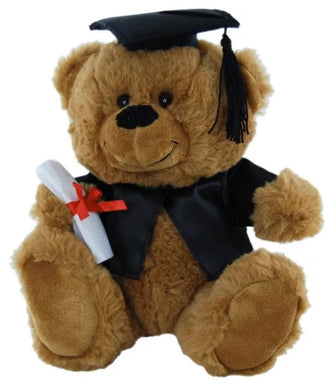 Graduation Brown Teddy Bear - 23cm