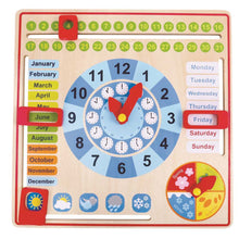 Tooky Toy - My Calendar and clock