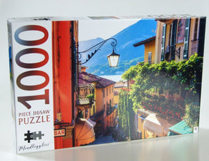 Jigsaw Puzzles 1000 Piece - Lake Como, Lombardy Italy