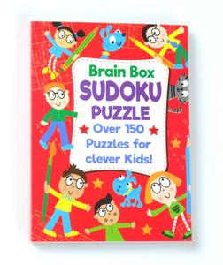 Brain Box Mini Sudoku Puzzle Book