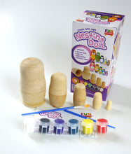 Fun Factory Create your own Wooden Nesting Dolls