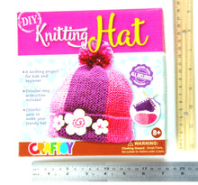 DIY Knitting Kit - HAT