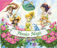 Scholastic Disney Fairies Phonics Magic Book Set (10 readers and 2 workbooks)