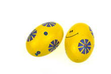 Koala Dream - Wooden Egg Maraca / Shaker - YELLOW