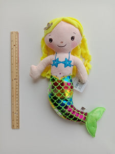 Mermaid Doll Amphitrite YELLOW