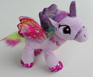 Unicorn Doll Lolly PURPLE