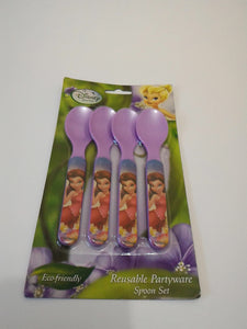Disney Spoon and Fork Set