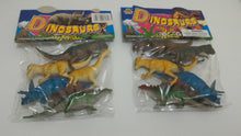5 Pcs Plastic Animals - DINO
