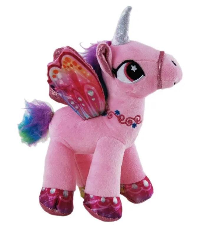 Unicorn Doll Lolly PINK