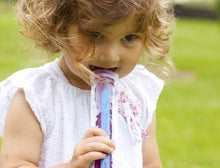 Cherub Baby - 50 Reusable Freeze n Squeeze Ice Pop Pouches
