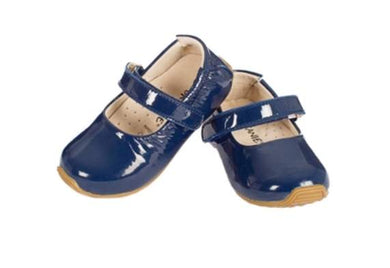 Skeanie - Mary Jane Shoes Patent Navy
