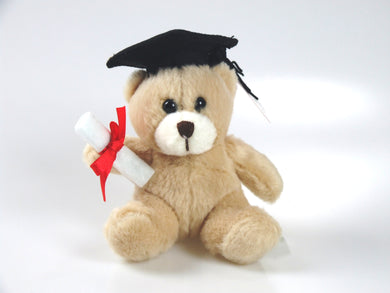 Graduation Teddy Bear - 11cm