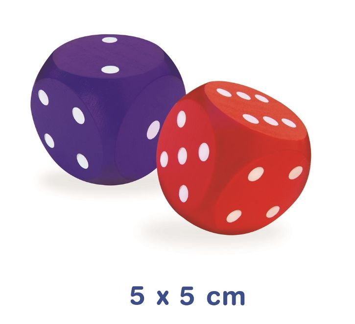 Fun Factory - Large Wooden Dice