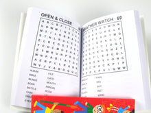 Brain Box Word Searches Puzzle Book (Blue)