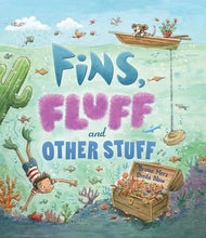 Storytime Fins, Fluff and Other Stuff Children Book