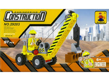 57 Pcs Ausini Construction Building Block - Crane (29203)