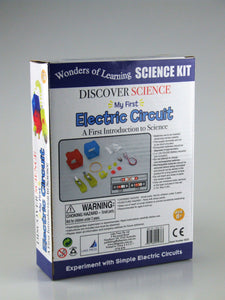 Wonders of Learning Discover Science Kit - Electric Circuit