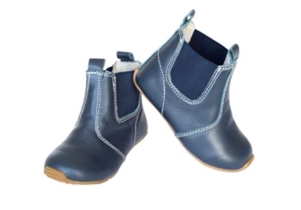 Skeanie - Riding Boots Navy