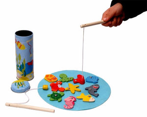 Kaper Kidz - Magnetic Fishing Game Set in a Tin