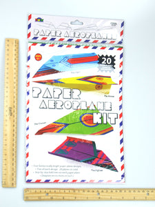 Paper Plane Kit (A4 size 20 Sheets)
