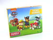 Scholastic Paw Patrol Sight Words Book Set: 12 Storybooks
