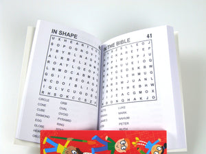 Brain Box Word Search Puzzle Book (Purple)