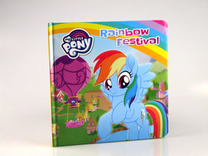 My Little Pony - Rainbow Festival Board Book