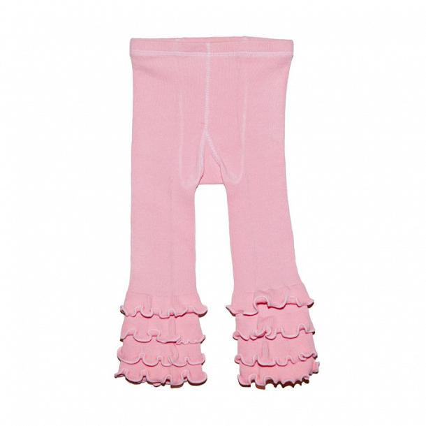 Skeanie - Tights Ruffle Pink