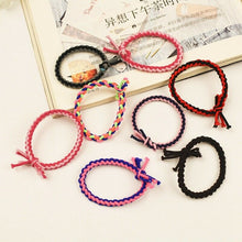 12 Assorted 'not easy to break' Hair Ties