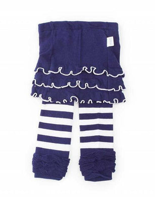 Skeanie - Skirtle Navy Stripes