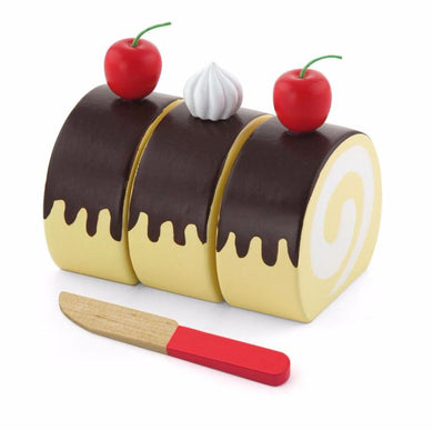Viga - Wooden Swiss Roll