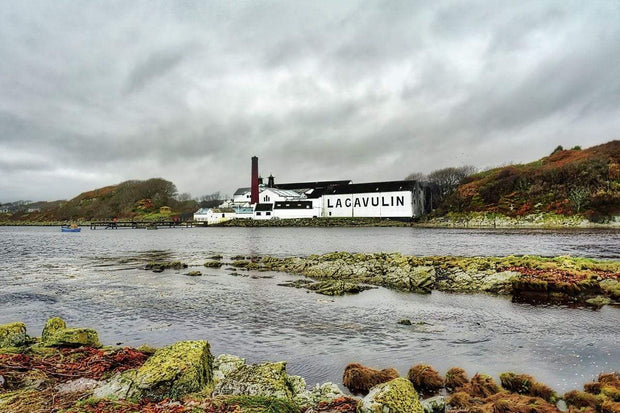 Lagavulin Distillery Soft Colour Fine Art Print