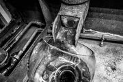 Low Wines Wash Still No 1 Black and White Fine Art Print
