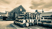 Empty Casks Glengyle Golden Toned Photo Paper Poster