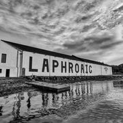 Laphroaig Distillery Photo Paper Poster