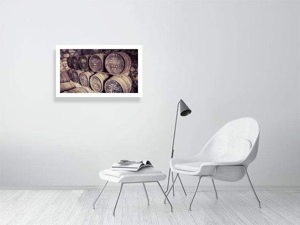 Royal Lochnagar Rare and Special Casks Fine Art Print