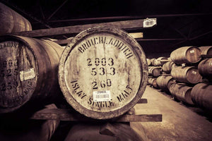 Bruichladdich 2003 Cask Soft Colour Fine Art Print