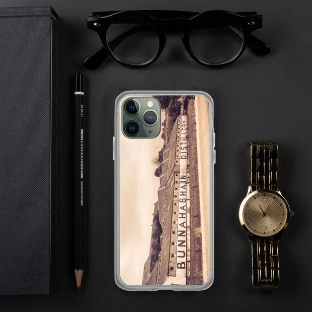 Bunnahabhain Distillery Soft Colour iPhone Case