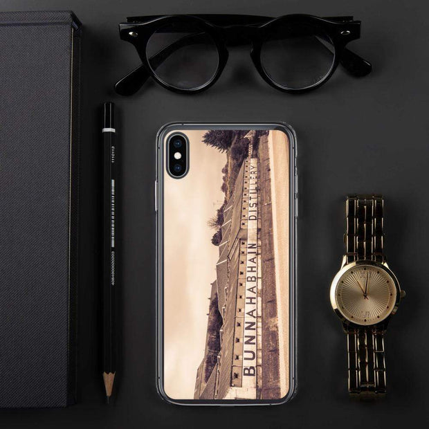 iPhone XS Max Bunnahabhain Distillery Soft Colour iPhone Case by Wandering Spirits Global