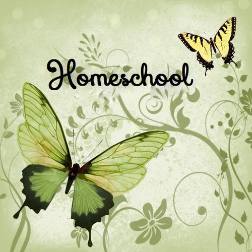 Fall Kids Homeschool
