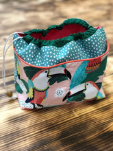 Toy Bag Tropical Bird