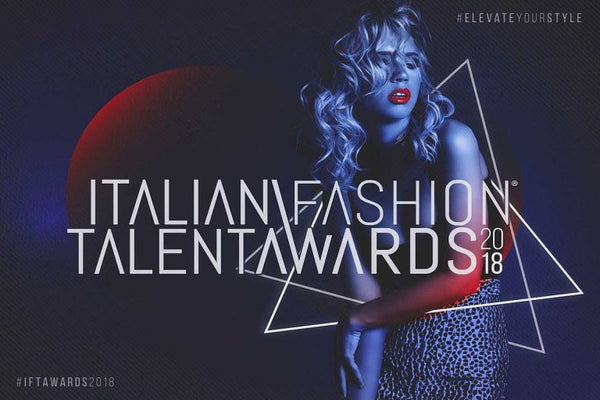 Italian Fashion Talent Awards event logo