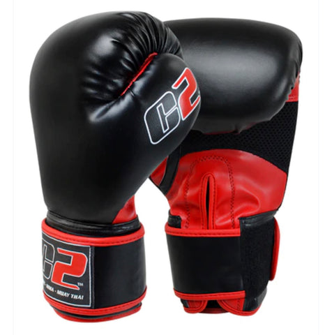 Krav MagaC2 Boxing Gloves w/ XtraFresh
