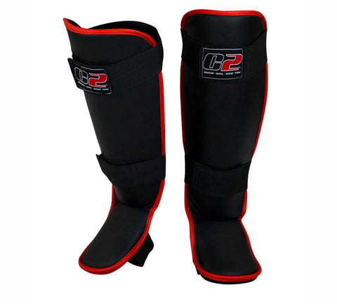 Krav Maga C2 Shin Guards
